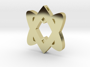 Quantum Science in 18K Gold Plated