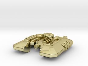 Badakh Cruiser in 18K Gold Plated