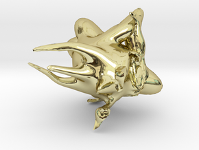 Untitled in 18K Gold Plated