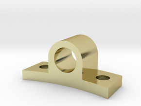 T2 Striding Mount in 18K Gold Plated