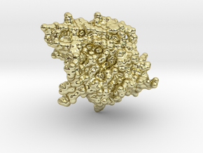 Glycosyltransferase B in 18K Gold Plated