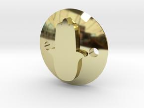 Fatma Hand bracelet in 18K Gold Plated