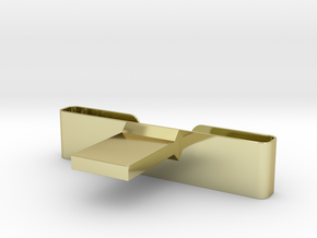 iPhone 6 Plus CD Slot Holder in 18K Gold Plated