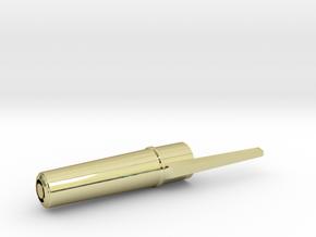 METALBiC RS premium metal pen cap in 18K Gold Plated