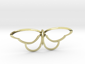 flutterfly m3 in 18K Gold Plated