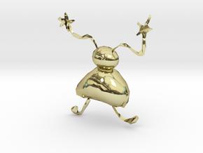 Archipelis Designer Model in 18K Gold Plated