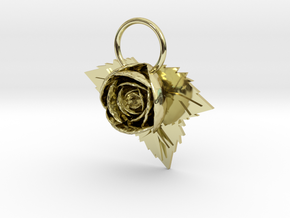 Rose in 18K Gold Plated