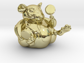 The Candy Mouse Color Version in 18K Gold Plated