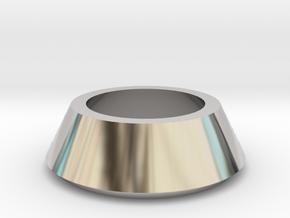 SX350 Simple Bezel V2 in Platinum