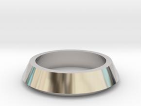 SX350 Simple Bezel V2 (short) in Platinum