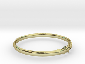 RING11BSIZER in 18K Gold Plated