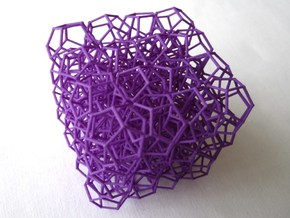 Dod'net in Purple Strong & Flexible Polished