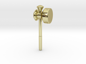 Megaton Hammer in 18K Gold Plated