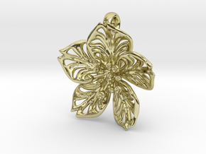 Blossom #5 in 18K Gold Plated
