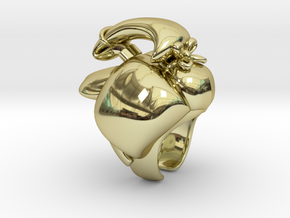 MAIKO RNG in 18K Gold Plated