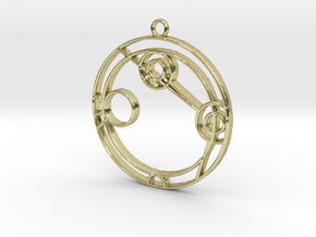 Angelina - Necklace in 18K Gold Plated