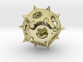 Spiky in 18K Gold Plated