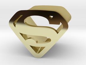 Super 10 By Jielt Gregoire in 18K Gold Plated