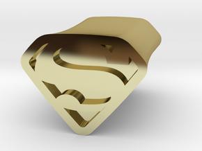 Super 5 By Jielt Gregoire in 18K Gold Plated