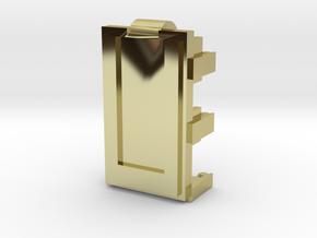 DNA40 Cradle v2 - moresalt edition in 18K Gold Plated