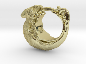 Chamereon Size11 in 18K Gold Plated
