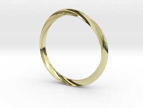 Delicate Bangle in 18K Gold Plated