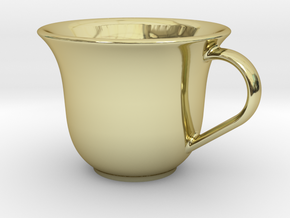 Marry me - Your Secret Heart Proposal Cup (small) in 18K Gold Plated