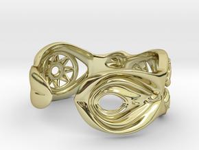 Bracelet of Lust in 18K Gold Plated