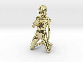 Fantasy Football in 18K Gold Plated