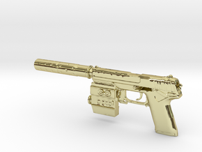 1/6 Socom MK23 in 18K Gold Plated