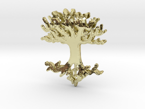 Tree Lingalad Pendant in 18K Gold Plated