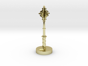 Role Playing Counter: Mace in 18K Gold Plated