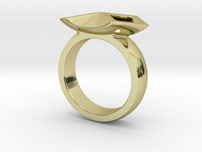 SqR in 18K Gold Plated