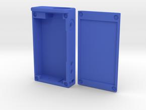 Hana Modz V4D Style. in Blue Processed Versatile Plastic