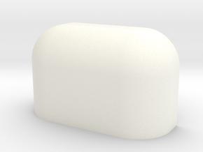 Fender Activitybot Boebot Robot Skin in White Processed Versatile Plastic
