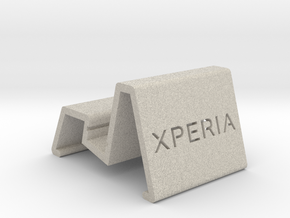 Xperia Magnetic Charging Dock (The Main Body) in Natural Sandstone