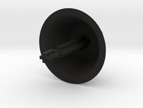 Navigation Aid Control for Citroen C8 / Peugeot 80 in Black Natural Versatile Plastic