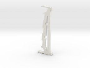 Phone-support-pins in White Natural Versatile Plastic