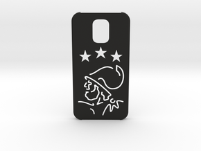Samsung Galaxy S5 Case: Ajax Amsterdam in Black Strong & Flexible
