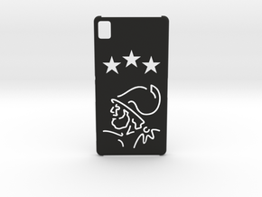 Sony Xperia Z3 Case: Ajax Amsterdam in Black Natural Versatile Plastic