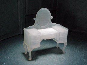 1:48 Vanity in Smooth Fine Detail Plastic