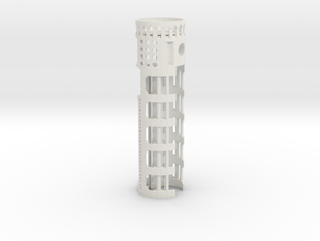 igniter/spark2-28mmRail-1.10OD in White Natural Versatile Plastic
