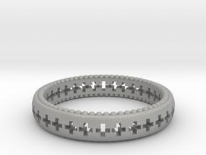 Vargheim Ring Alfa SIZE 10 in Aluminum