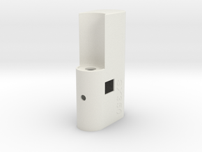Splendid Mods SX350 26650 V2 Body in White Natural Versatile Plastic
