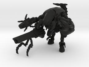 Hellfex 06 71mm Säurekristalschleuder in Black Strong & Flexible