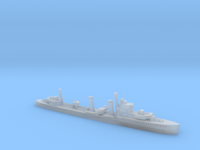 HMS Electra (E/F class) 1/1800 in Smooth Fine Detail Plastic