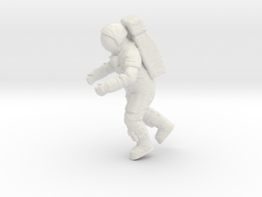 Apollo 11 / Ladder Position  in White Natural Versatile Plastic: 1:24