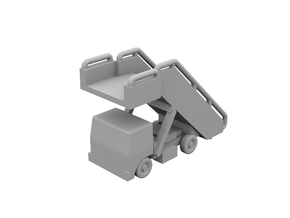 1:500 - Airstair_v3 [x5] in Smooth Fine Detail Plastic