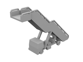 1:500 - Airstair_v5 [x5] in Smooth Fine Detail Plastic