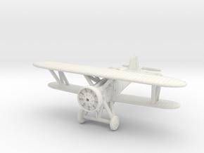 1/144 Boeing F4B-4 / P-12 in White Natural Versatile Plastic